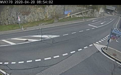 Webcam Brünig Pass